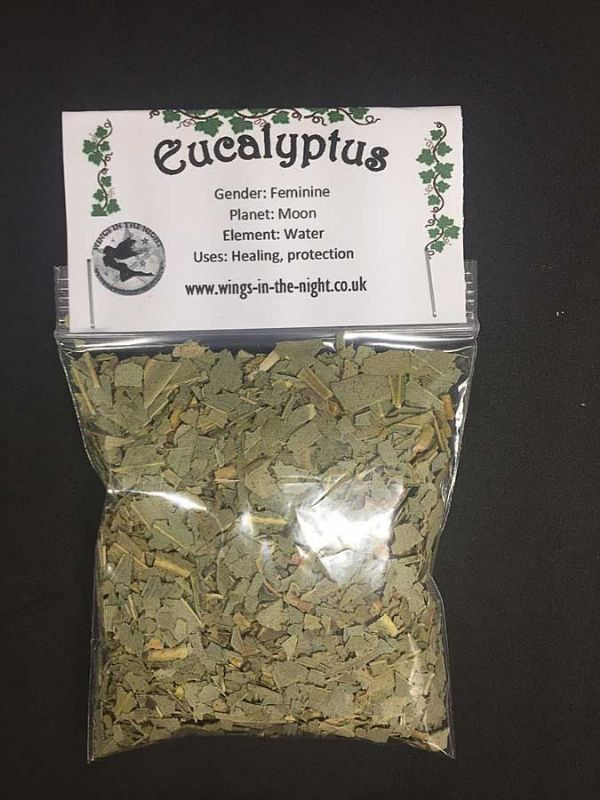 EUCALYPTUS LEAF Dried Magical Herb
